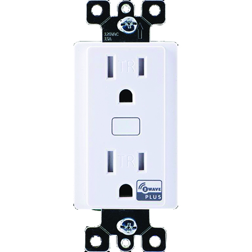 Honeywell Home Z5OUTLET 2-Outlet Power Socket