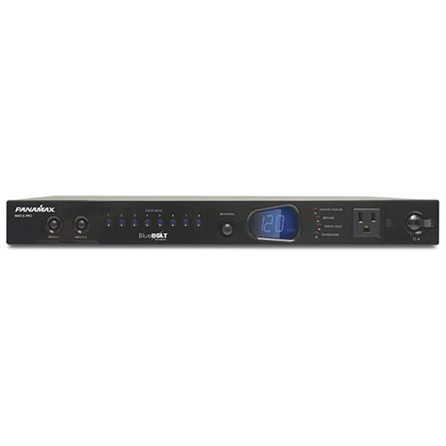 Panamax M4315PRO Bluebolt 9-Outlet 15 Amp Power Management with Control and Energy Monitoring