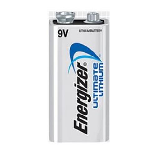Energizer L522 Ultimate Lithium 9-Volt Battery