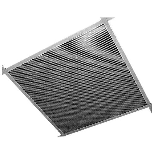 Valcom V-9022A-2 Lay-in Ceiling Speakers w/ backbox 2x2 White, 2-Pack