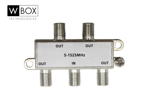 W Box Digital Coax Splitters