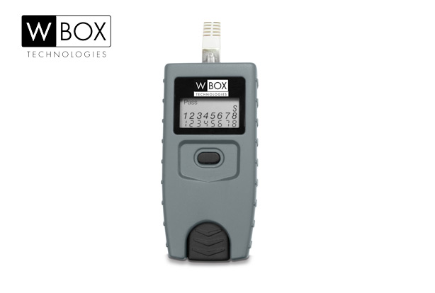 W Box RJ45 Cable Tester