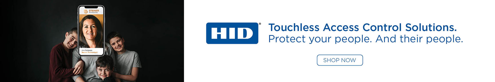 HID Touchless