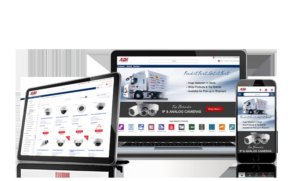 ADI Anytime, Anywhere... adiglobal.com/US