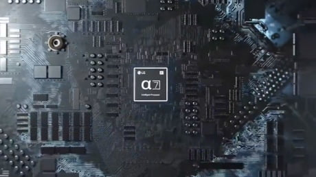 LG LED Bloc