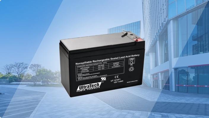 UltraTech SLA Batteries