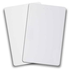 ADI Credentials ISO Printable Card, No Card Marking, Non-Prog, No-Slot