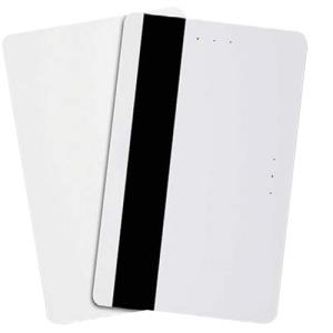 ADI Credentials ISO Printable Card with Magstrip, 26-40bit, Seq Mat Prog, No-Slot