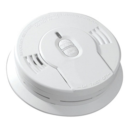 Kidde Sealed Battery Smoke Alarm with Hush