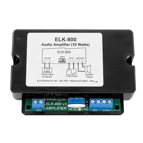 ELK ELK-800 Amplifier - 10 W RMS
