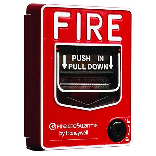 Fire-Lite BG-12L Pull Station