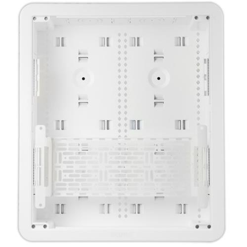 On-Q 17-in Dual-Purpose In-Wall Enclosure with 5-in Mounting Plate