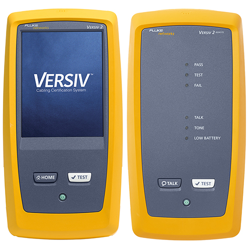 Fluke Networks DSX2-5000 CableAnalyzer with 1 year of Gold Support