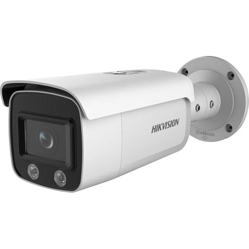 Hikvision EasyIP 4.0 DS-2CD2T27G1-L 2 Megapixel Network Camera - Bullet