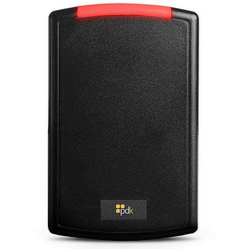 Pdk RG Red Single-Gang Reader High-Security 13.56MHz