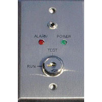 Ms Remote Alarm Led(Red) Key