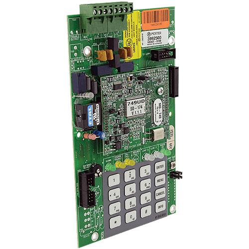 Udact-9100 Dact F/Pfc5000 & 9000