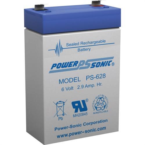 6v 2.9ah Sla Battery F1