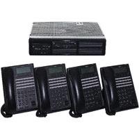 Nec America BBE117450 SL2100 Digital Quick-Start Kit with 24-Button Digital Telephones