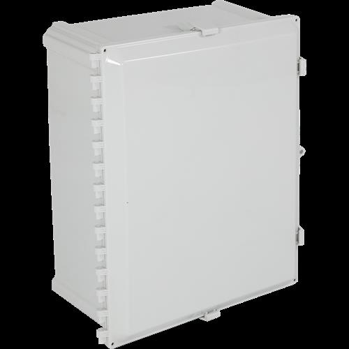 """Safety Technology Enclosure Polycarbonate, 16"""" X 14"""" X 9"""", Opaque"""