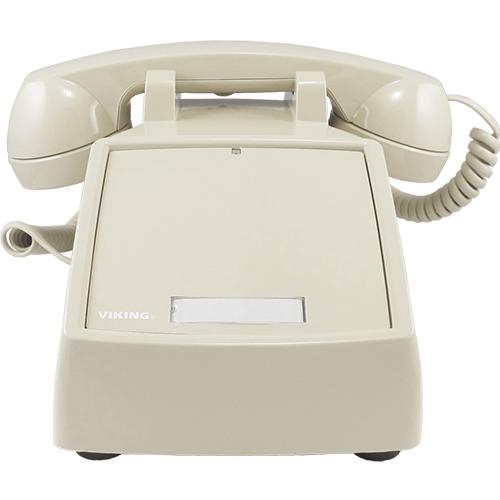 Viking Electronics K-1500P-D ASH Standard Phone - Ash